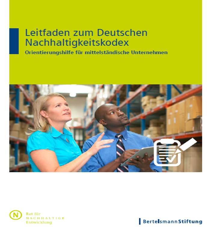 Deutscher Nachhaltigkeitskodex Leitfaden für KMUs