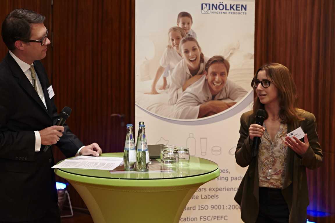 Nachhaltig Wirtschaften war Thema der CSR-Veranstaltung der IHK Köln