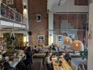 Nachhaltige Geschäftsreise nach Amsterdam