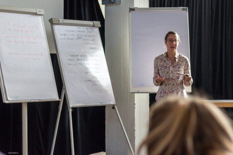 Nachhaltigkeitsworkshop für Nachwuchskräfte