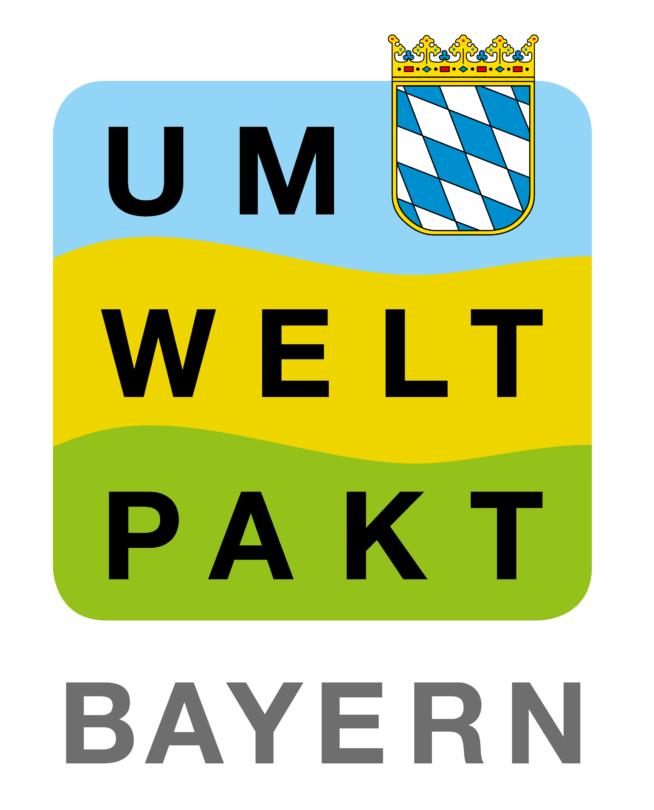 Mitglied im Umweltpakt Bayern