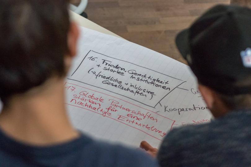Nachhaltigkeitsworkshops von JJ Sustainability Consultancy